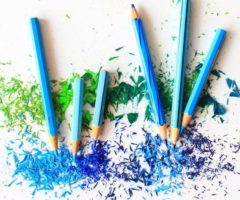 How to Sharpen Colored Pencils – Simplified
